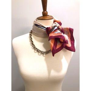 Missoni 100% Silk Floral Scarf